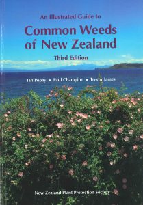 Book Cover: An Illustrated Guide to Common Weeds of New Zealand Third Edition