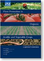 Book Cover: Plant Protection in Organic Arable and Vegetable Crops