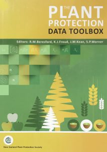 Book Cover: The Plant Protection Data Toolbox