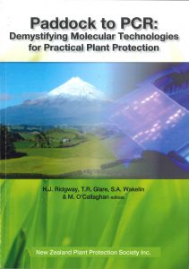 Book Cover: Paddock to PCR: Demystifying Molecular Technologies for Practical Plant Protection