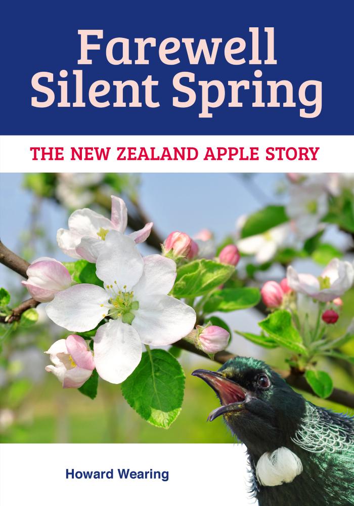 Book Cover: Farewell Silent Spring